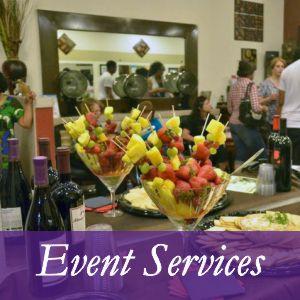 Lisa D presents Event Services