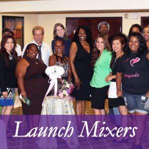 Lisa D presents Launch Mixers