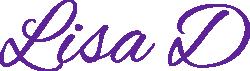 Lisa D Signature